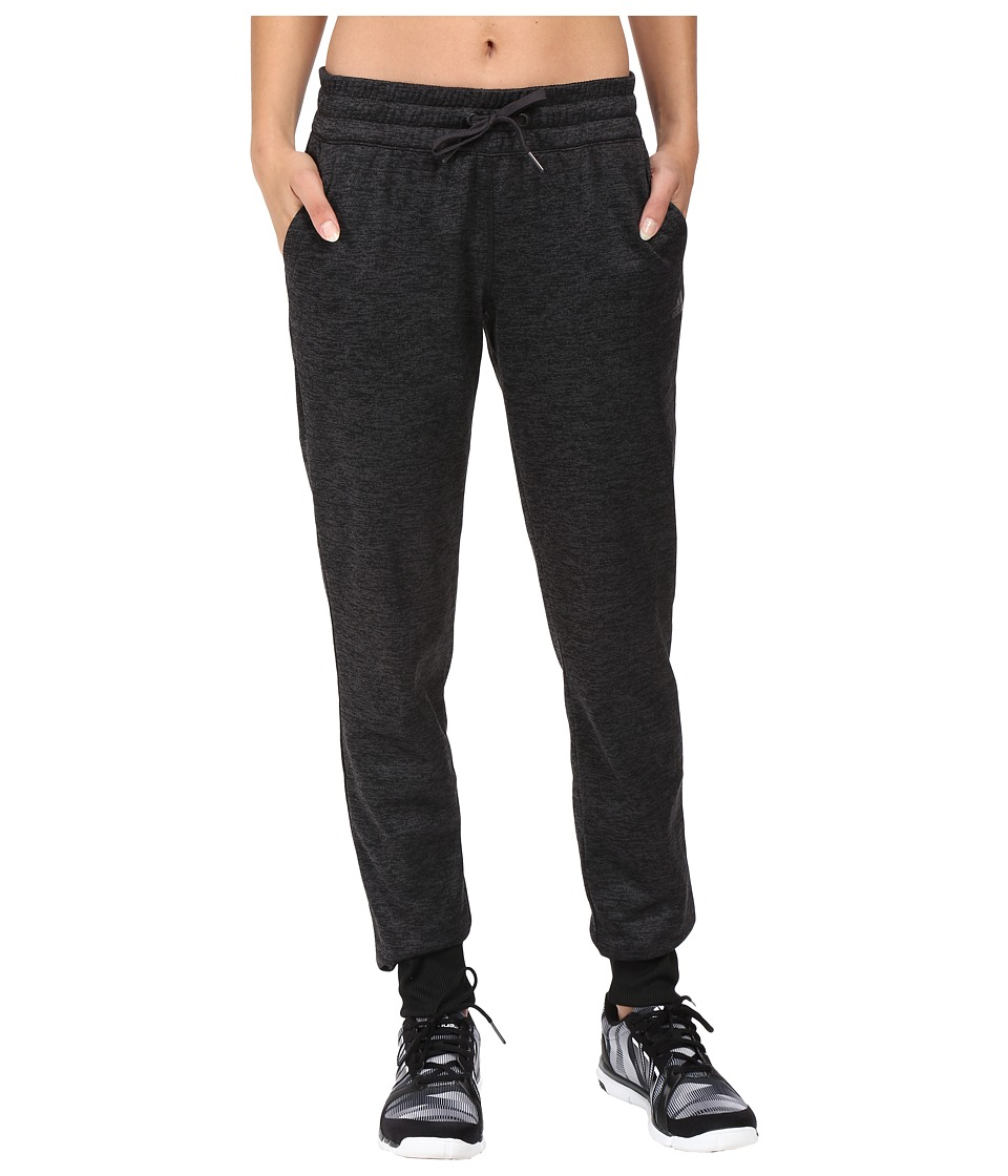 adidas - Team Issue Fleece Jogger Pants (Utility Black Heather) Women