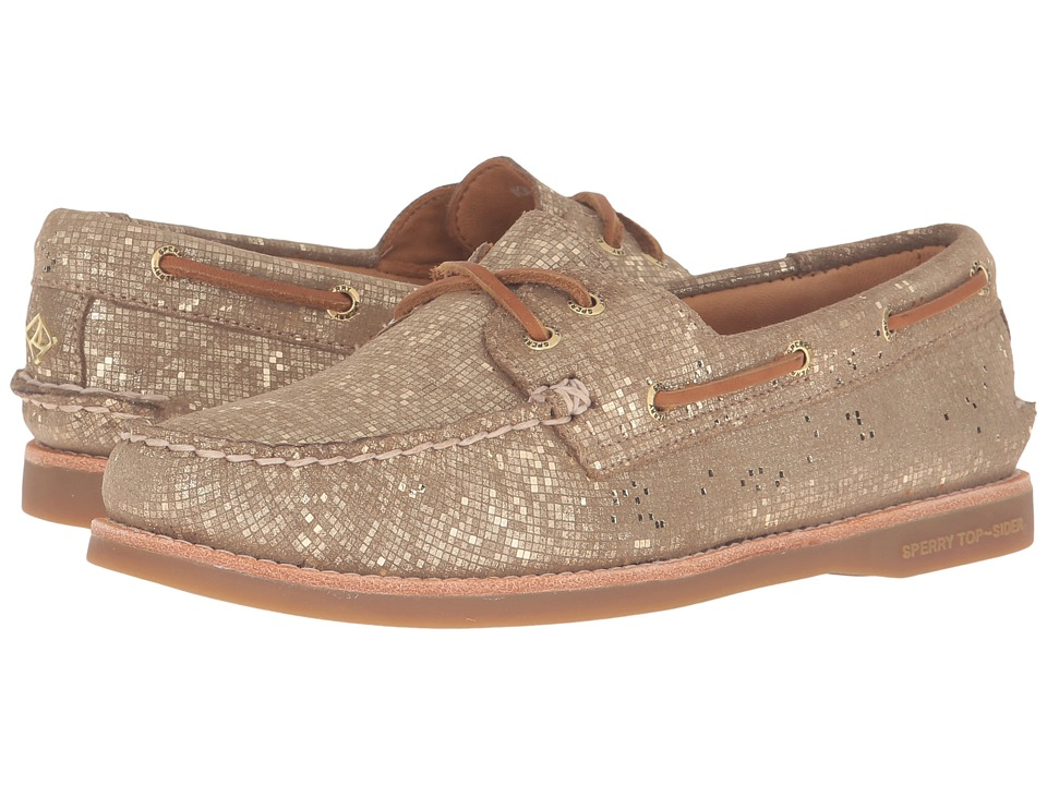 Sperry Top-Sider - Gold Cup A/O Seasonal (Gold Metallic) Women