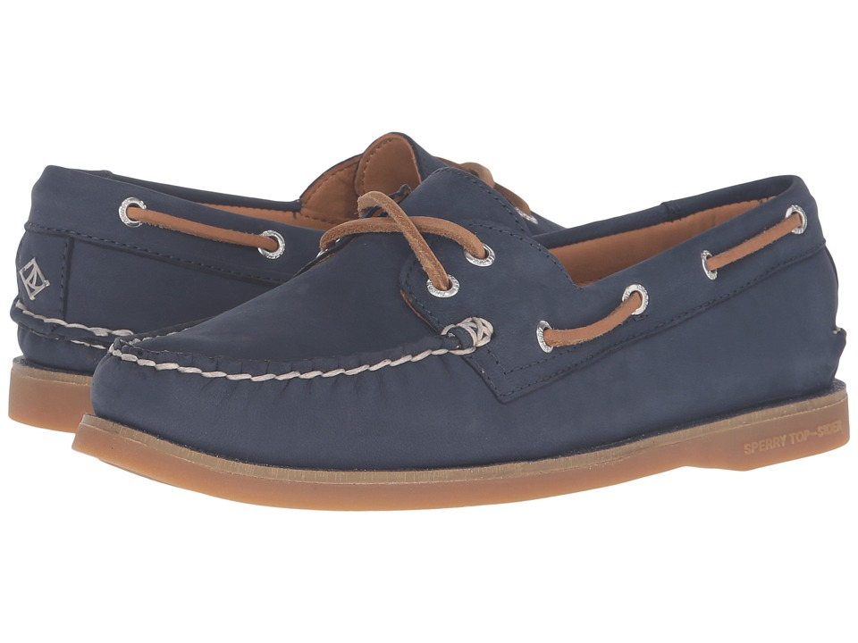Sperry Top-Sider - Gold Cup A/O Seasonal (Navy/Glitter) Women