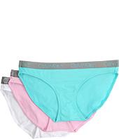 Calvin Klein Underwear - Radiant Cotton 3-Pack Bikini