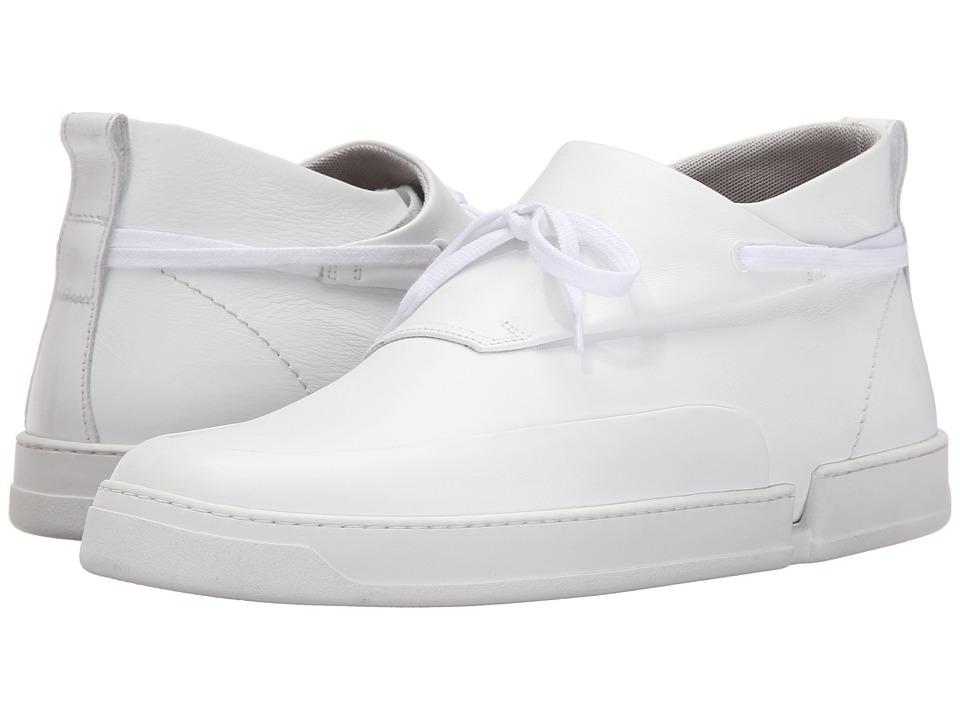 CASBIA William Calf White Mens Shoes