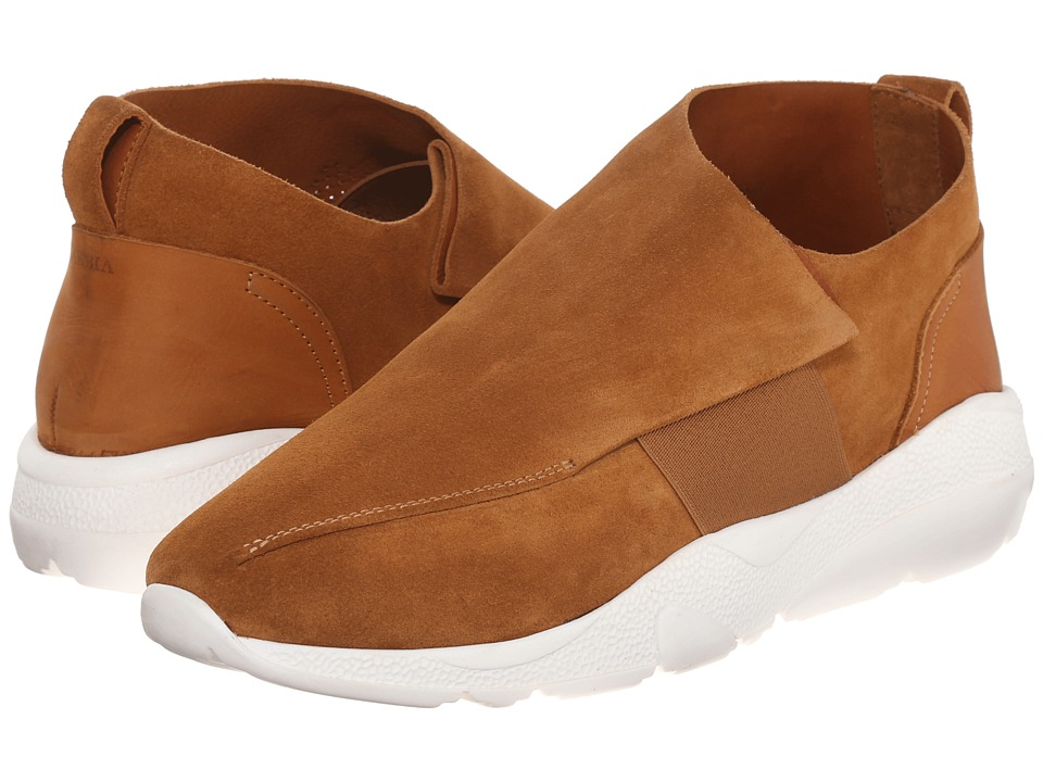 CASBIA Vetta Reversed Calf Hazel Mens Shoes