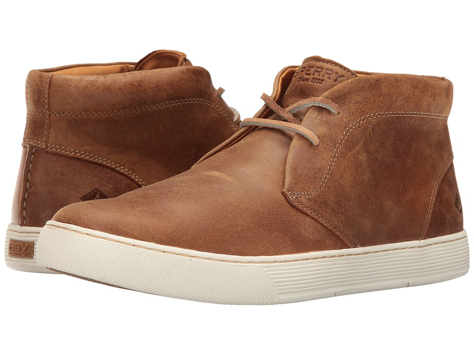 Sperry Top-Sider - Gold Sport Casual Chukka w/ ASV (Tan) Men