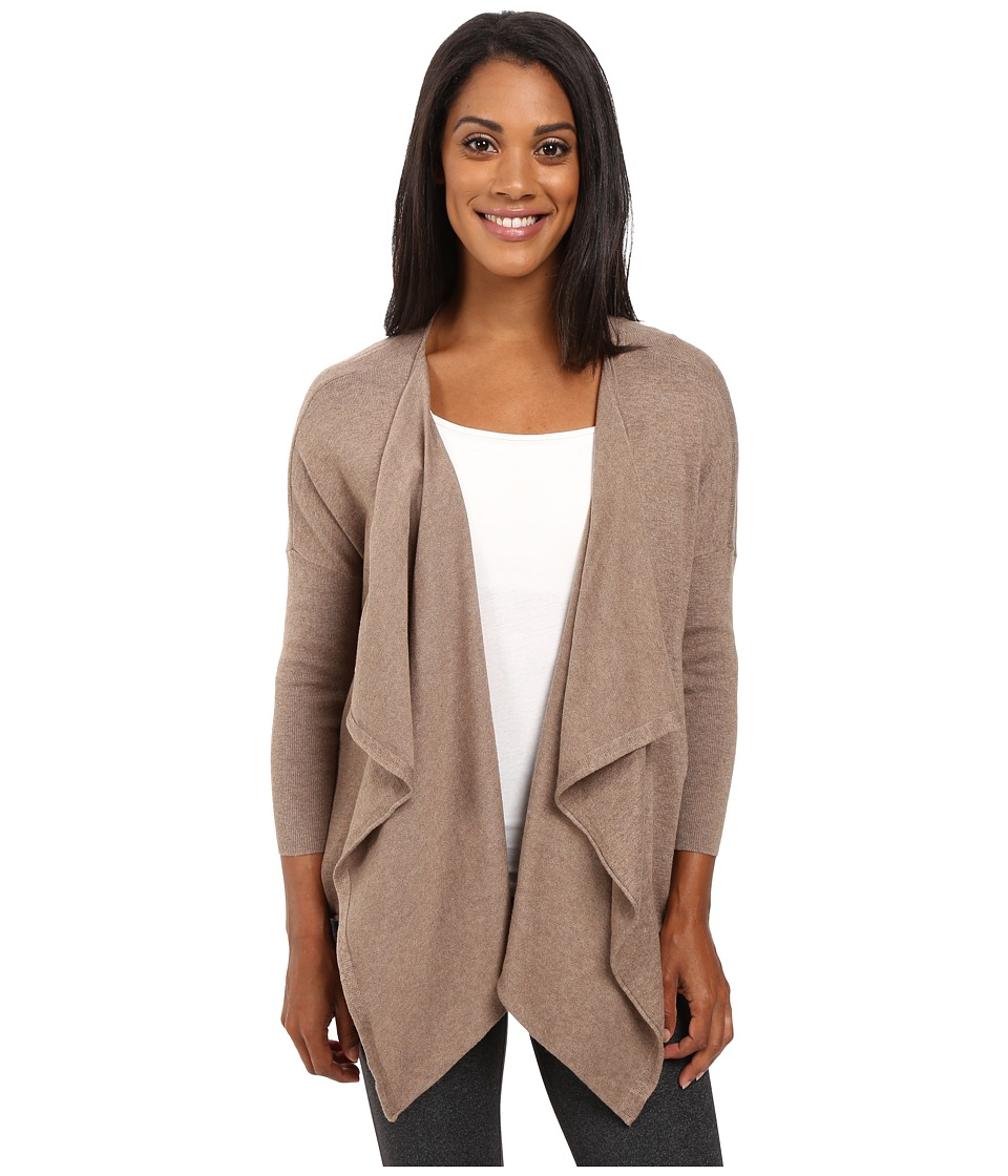 Lole - Murielle Cardigan (Cinder Heather) Women