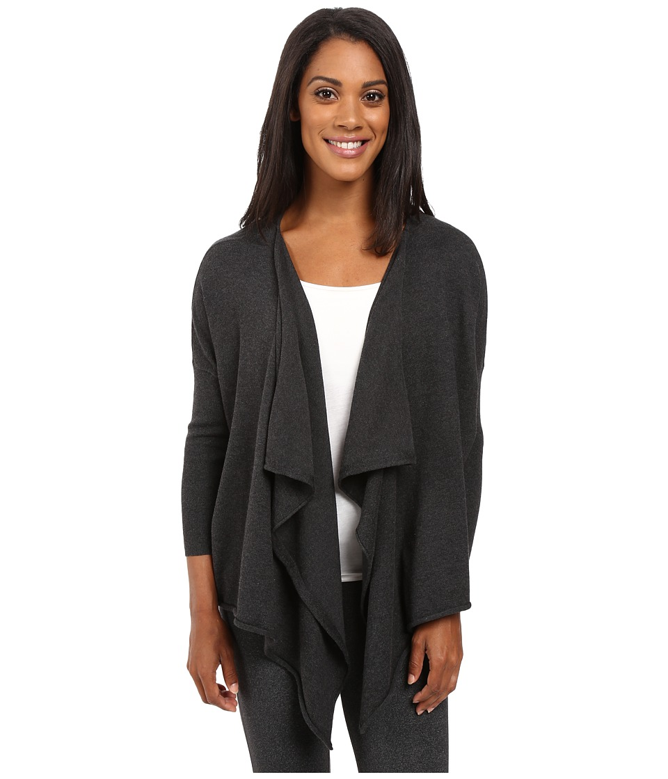 Lole - Murielle Cardigan (Black Heather) Women