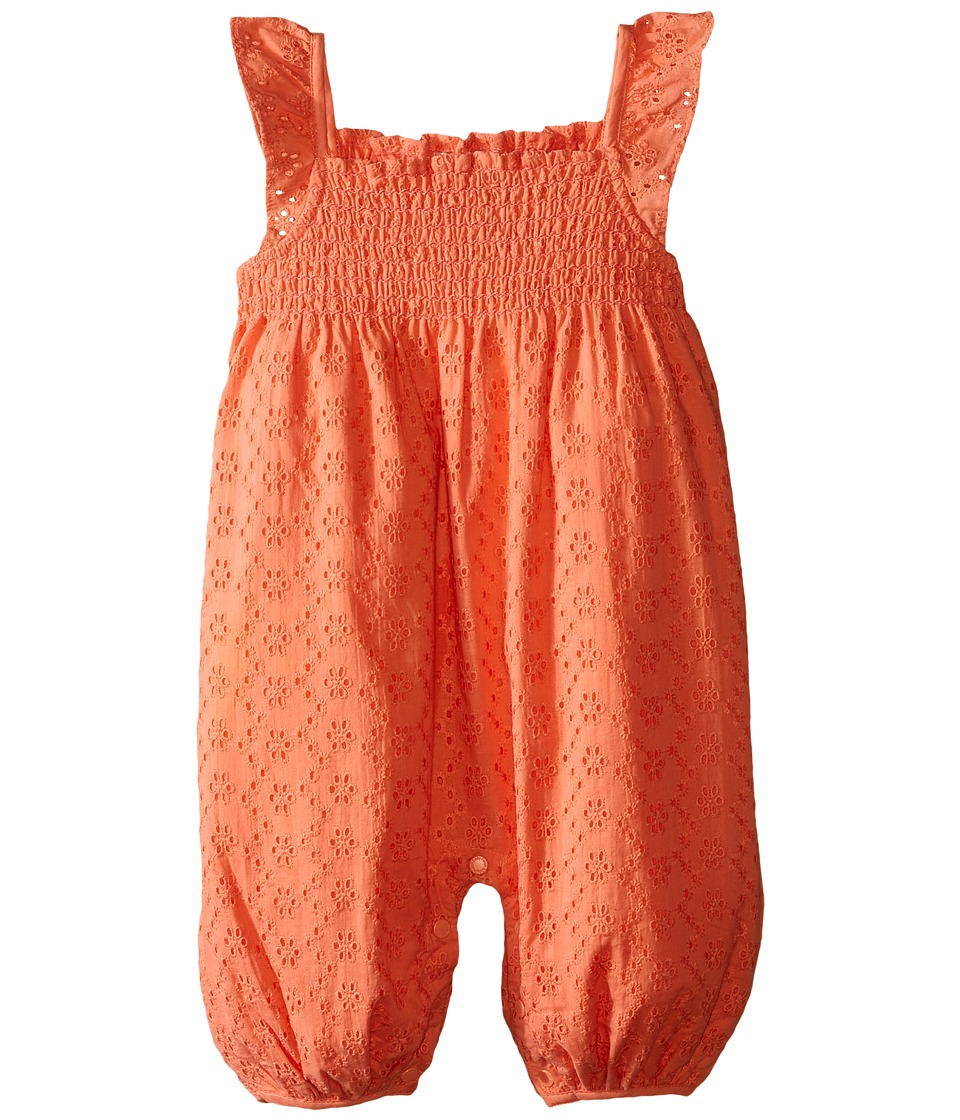 Pumpkin Patch Kids Broderie All in One Infant Melon Girls Jumpsuit Rompers One Piece