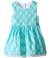 Pumpkin Patch Kids - Shell Tile Print Dress (Infant)