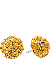 Betsey Johnson - Luminous Betsey Fireball Stud Earrings