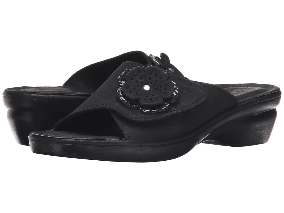 Spring Step Fabia (Black) Women's Shoes