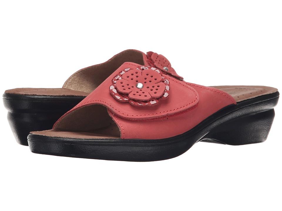 Flexus Fabia Red Womens Shoes