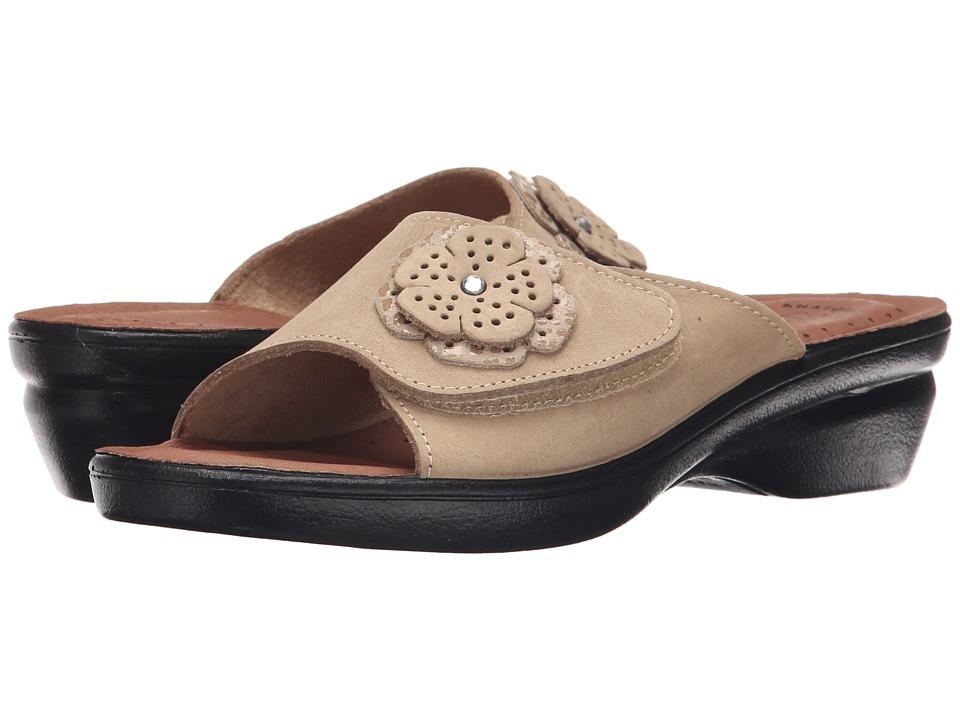 Flexus Fabia Beige Womens Shoes
