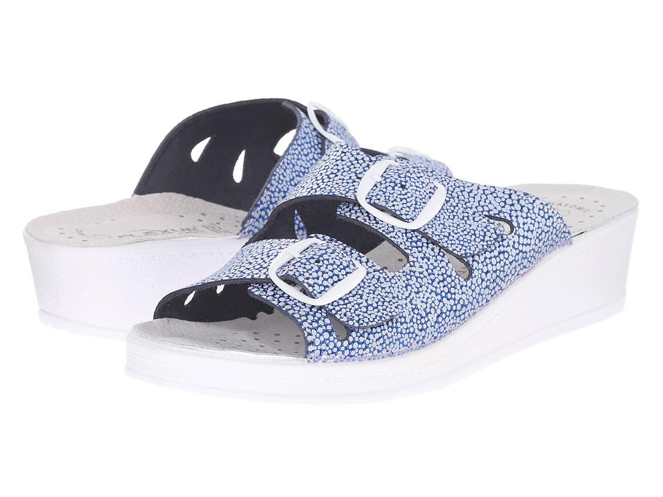 Flexus Ava Blue Womens Shoes
