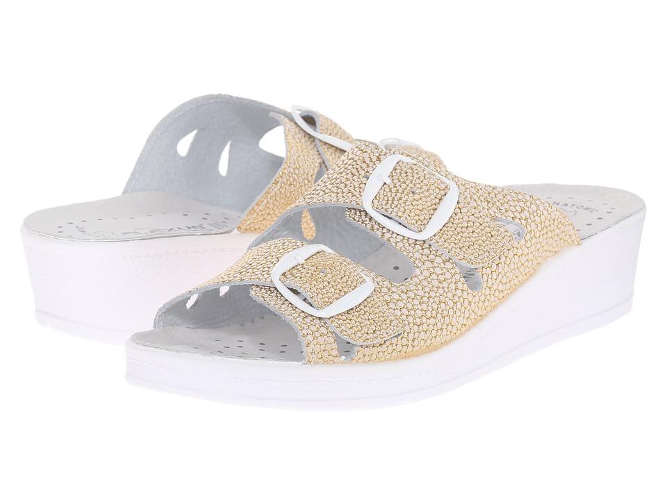 Flexus Ava Gold Womens Shoes