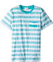 Pumpkin Patch Kids - Reverse Stripe Tee (Infant/Toddler/Little Kids/Big Kids)