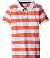 Pumpkin Patch Kids - George Stripe Polo (Infant/Toddler/Little Kids/Big Kids)