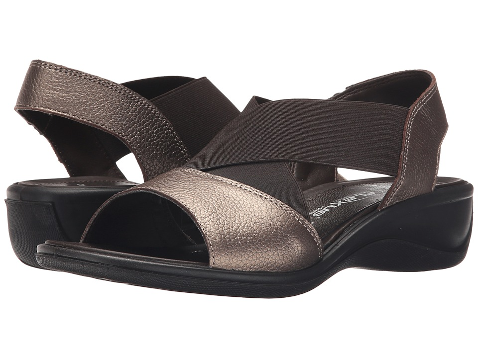 Flexus Emma Bronze Womens Shoes