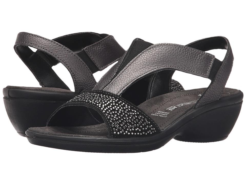 Flexus Risa Black Womens Shoes