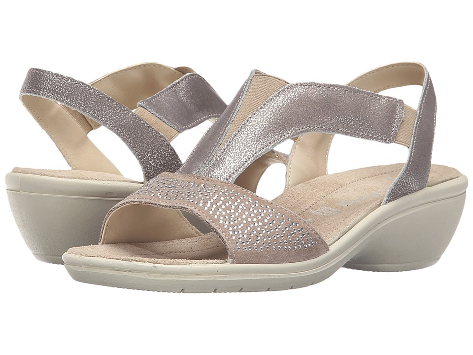 Flexus Risa Taupe Womens Shoes