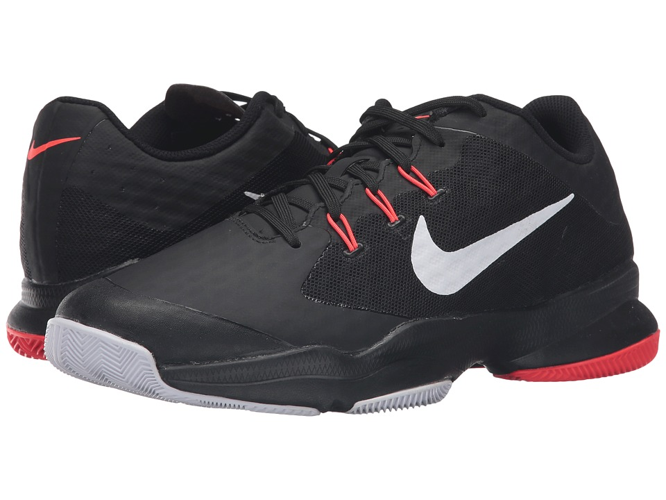 Nike - Air Zoom Ultra (Black/Bright Crimson/Metallic Silver) Men