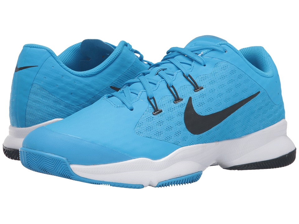 Nike - Air Zoom Ultra (Blue Glow/White/Black) Men