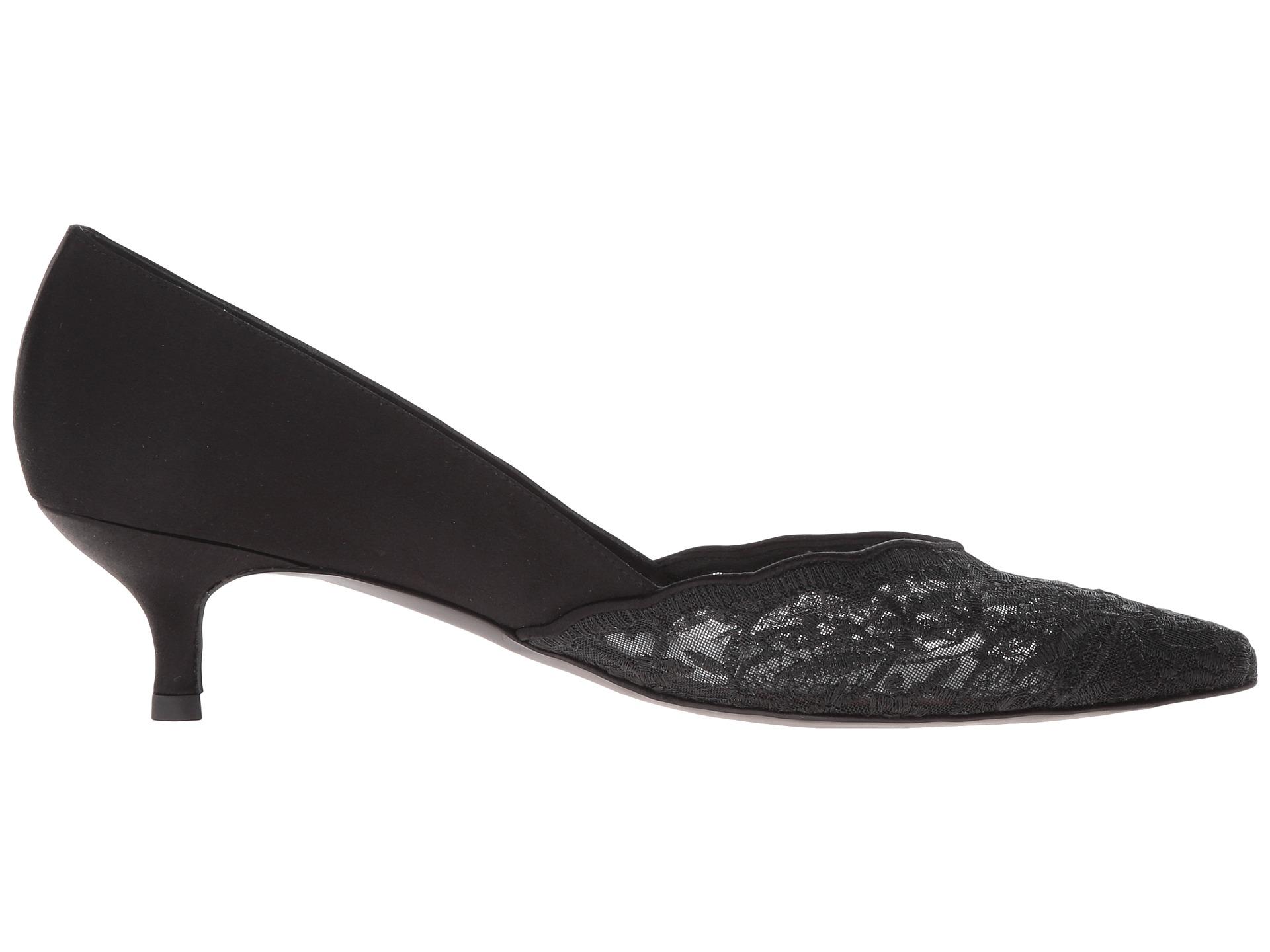 Stuart Weitzman Bridal & Evening Collection Lacylady Black ...
