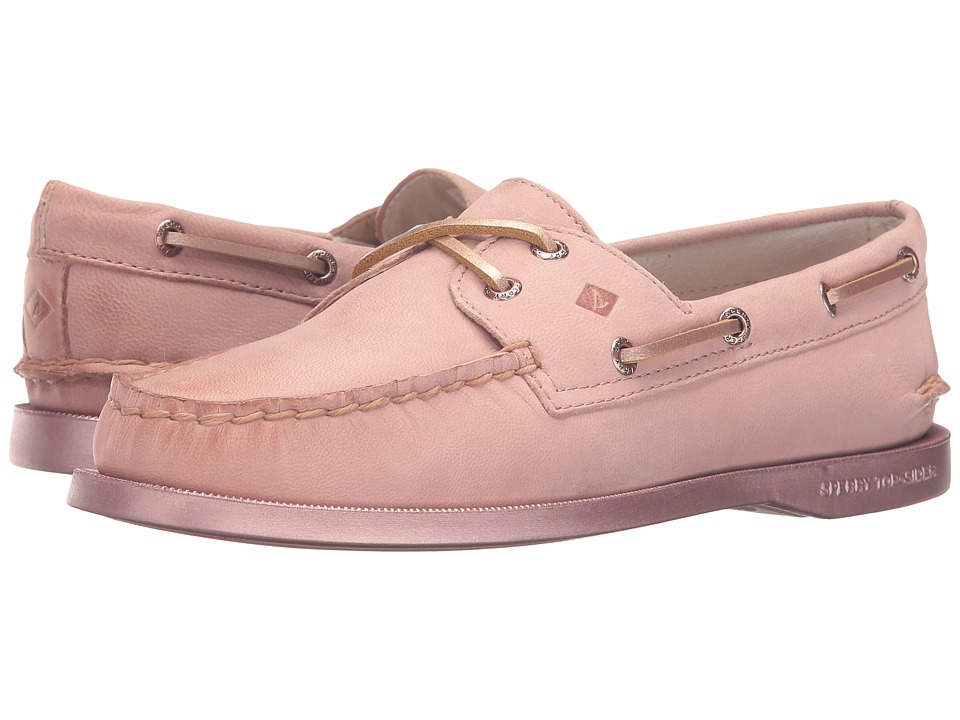Sperry Top-Sider A/O 2-Eye Bling (Rose Gold) Women