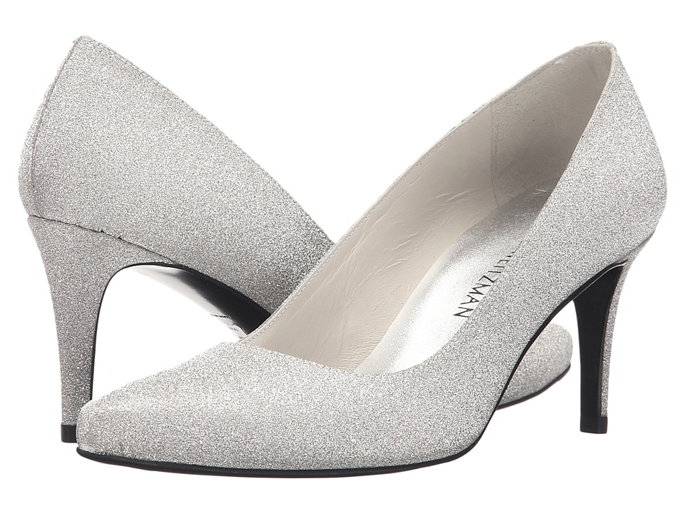 Stuart Weitzman Bridal amp Evening Collection Tessa Argento Glitterati High Heels