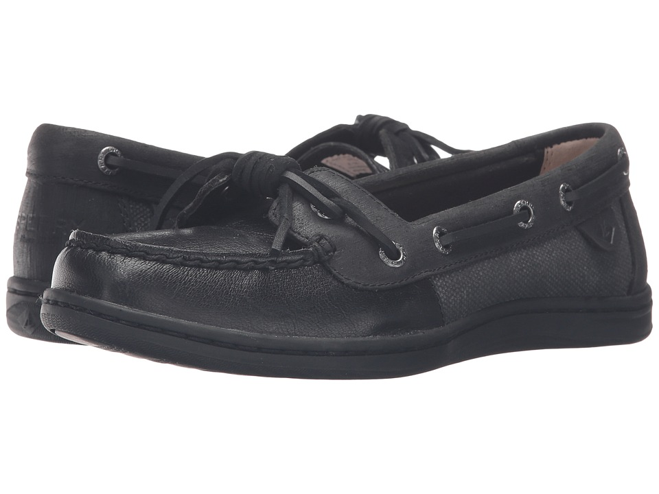 Sperry Top-Sider Barrelfish (Black) Women