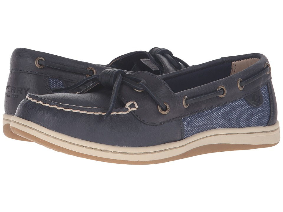 Sperry Barrelfish (Navy) Women