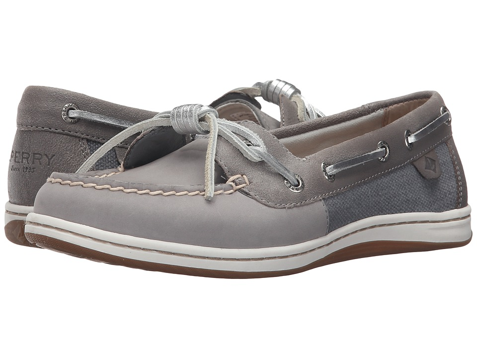 Sperry Top-Sider Barrelfish (Light Grey) Women