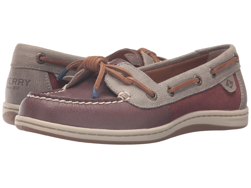 Sperry Top-Sider Barrelfish (Rust) Women