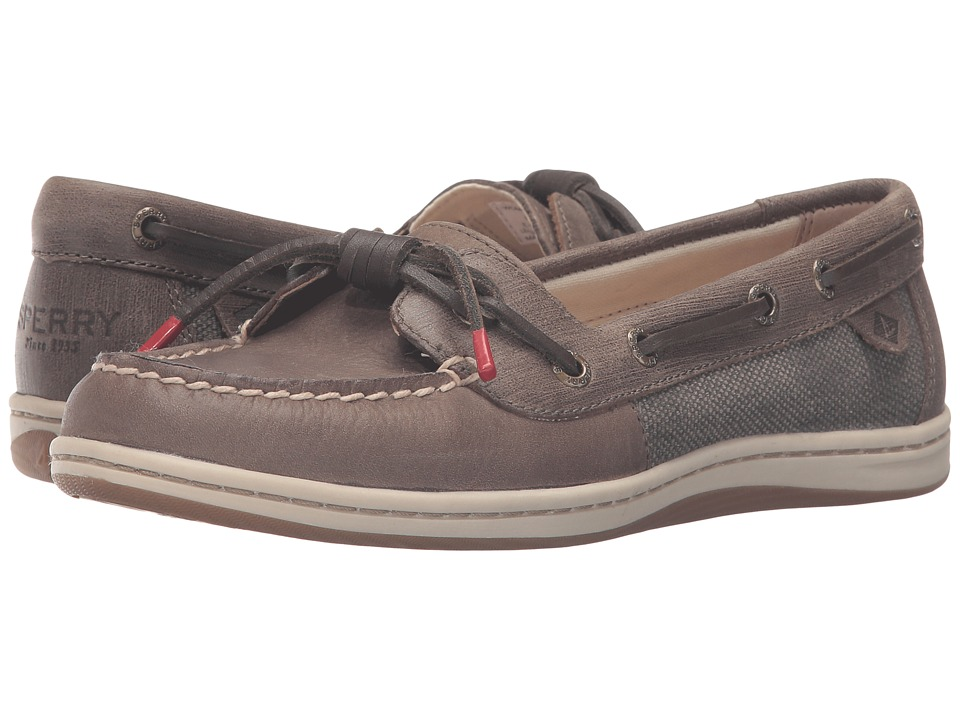 Sperry Barrelfish (Taupe) Women