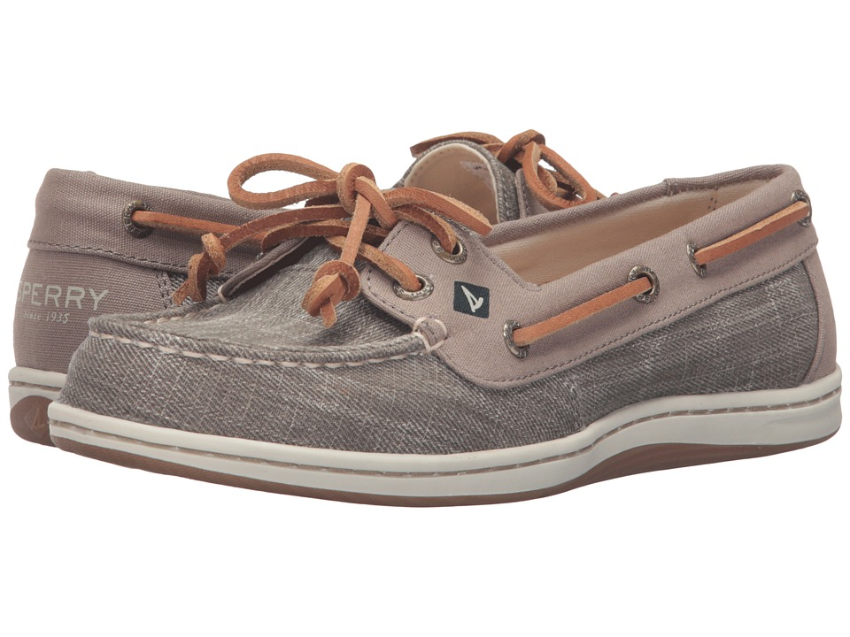 Sperry Top-Sider Firefish Ripstop Canvas (Taupe) Women