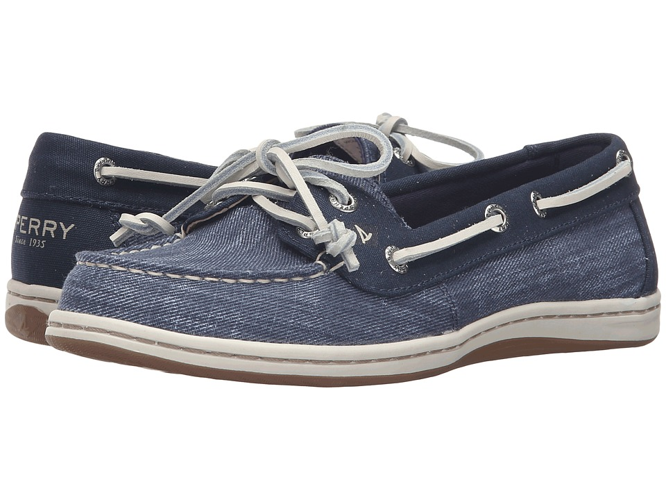 Sperry Top-Sider Firefish Ripstop Canvas (Navy) Women
