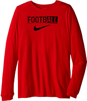 Nike Kids - All Football Training T-Shirt (Little Kids/Big Kids)