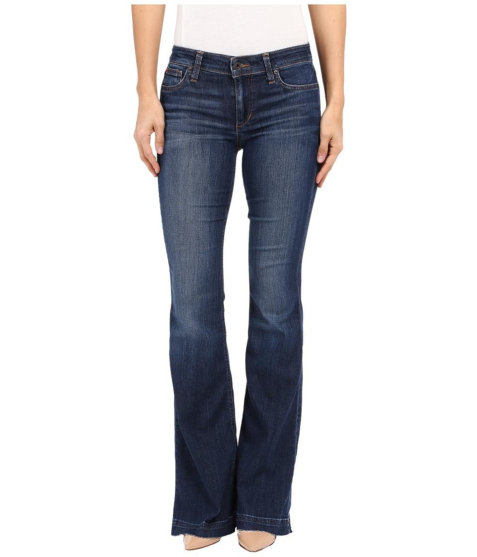 Joes Jeans Japanese Denim Icon Flare w/ Phone Pocket in Sophia Sophia Womens Jeans