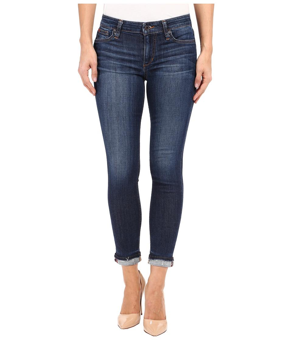Joes Jeans Japanese Denim Markie Crop w/ Phone Pocket in Sophia Sophia Womens Jeans