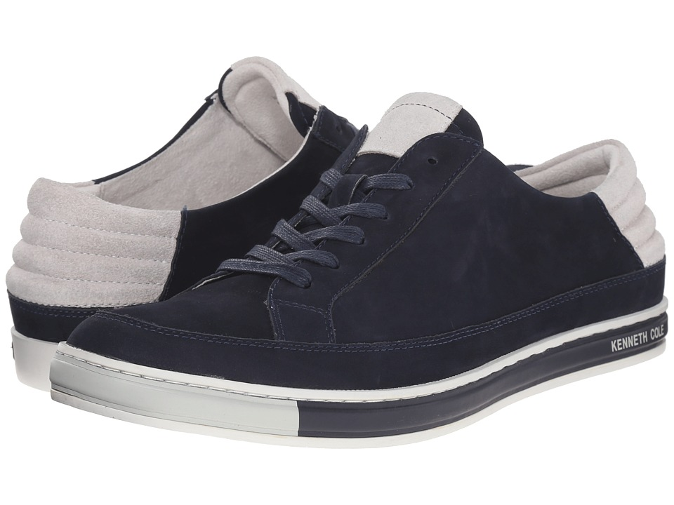 Kenneth Cole New York Brand Stand Navy Mens Shoes