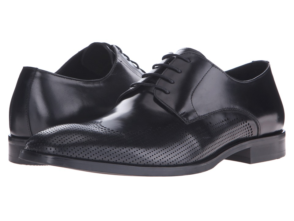 Kenneth Cole New York Winning Ticket Black Mens Shoes