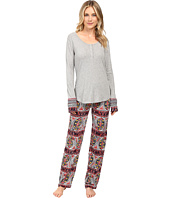 Lucky Brand - Henley Pajama