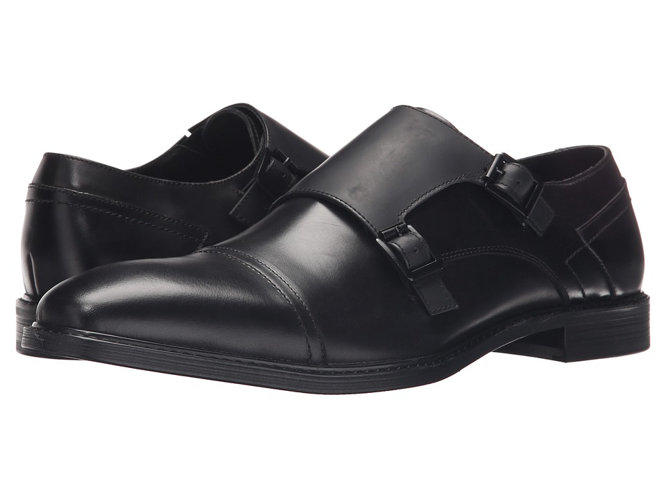 Kenneth Cole New York Hello World Black Mens Shoes