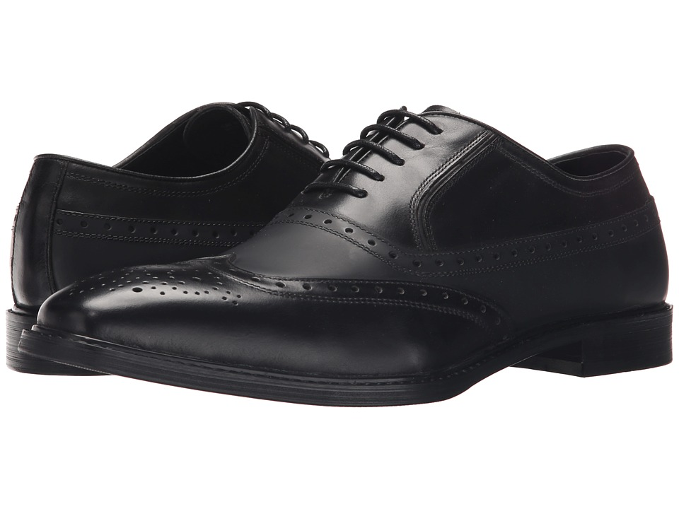 Kenneth Cole New York Say Hello Black Mens Shoes