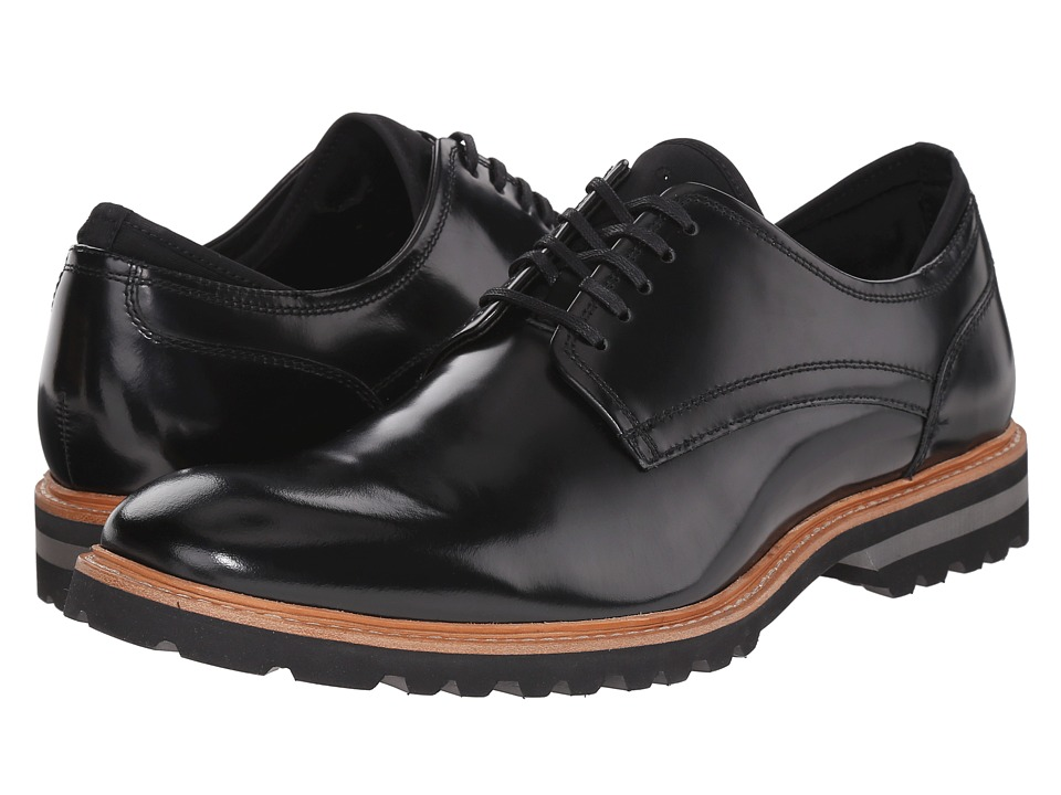 Kenneth Cole New York Click Able Black Mens Shoes