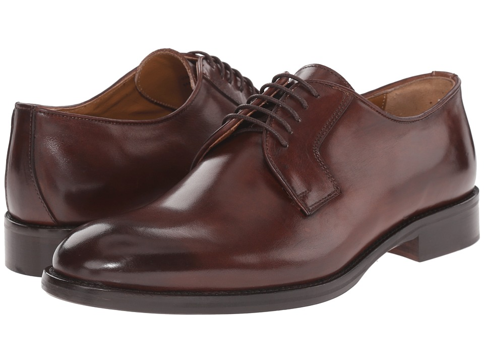 Kenneth Cole New York Time Travel ER Brown Mens Shoes