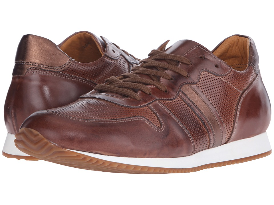 Kenneth Cole New York Scroll Down Cognac Mens Shoes