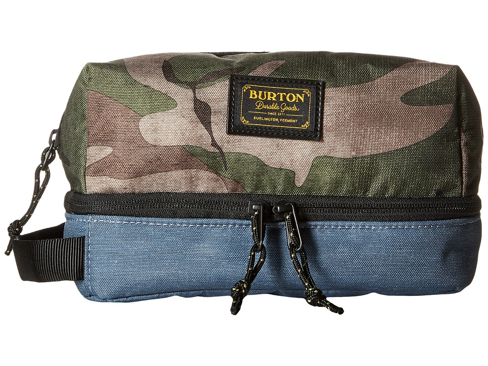 Burton - Low Maintenance Kit (Bkamo Print) Travel Pouch