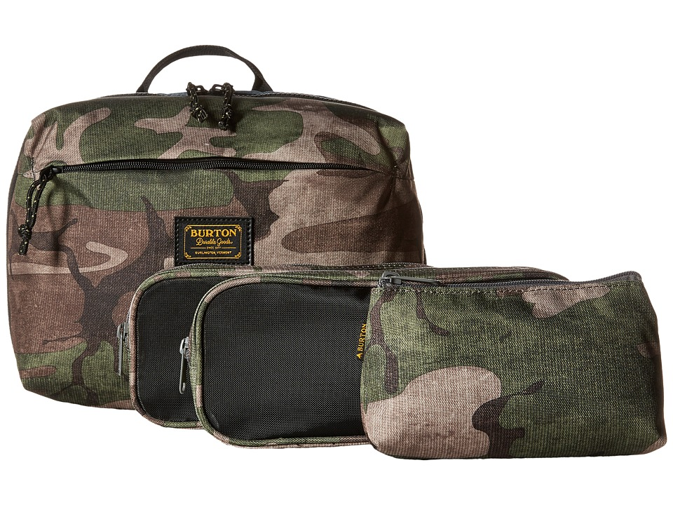 Burton - High Maintenance Kit (Bkamo Print) Travel Pouch