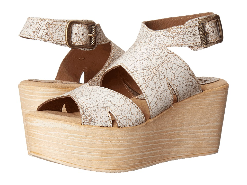 Sbicca Tavares Taupe Womens Wedge Shoes