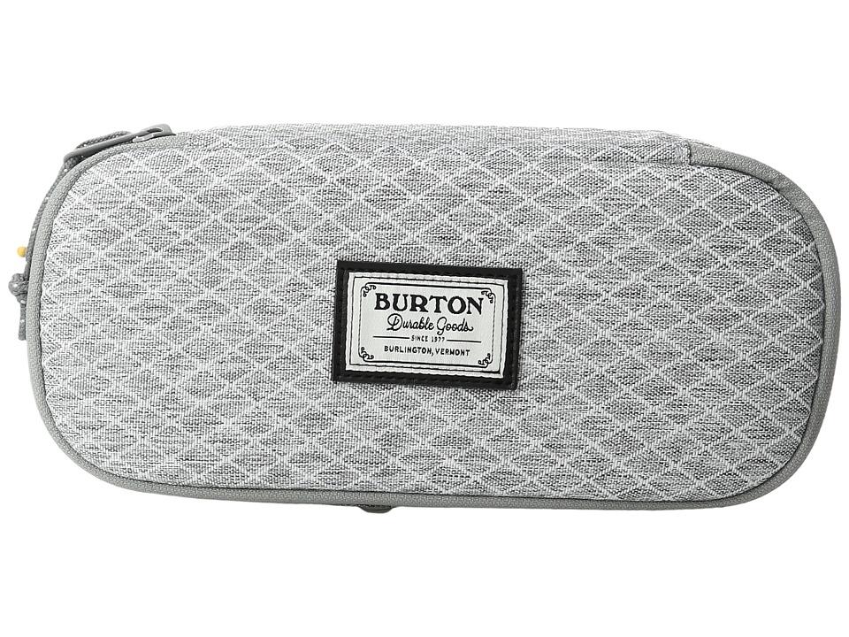 Burton - Switchback Case (Grey Heather Diamond Ripstop) Wallet