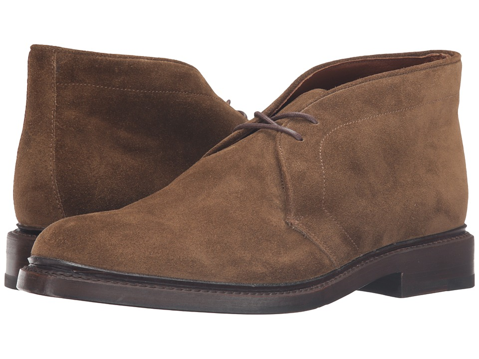 Frye - Jones Chukka (Chestnut Oiled Suede) Men